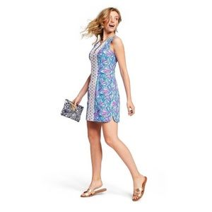 Lilly Pulitzer Target X l Fans Shift Dress